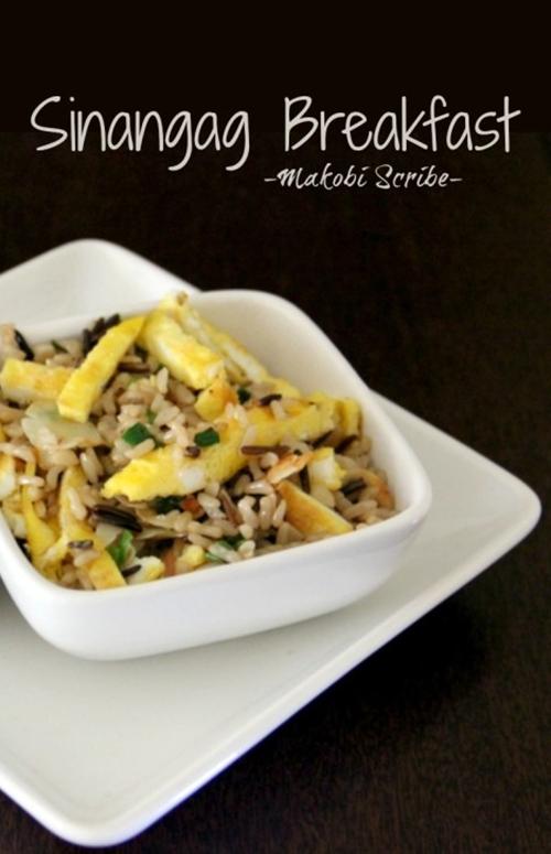 Sinangag Breakfast Rice Recipe