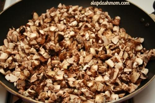 Best Mushroom Burger Recipe Ever