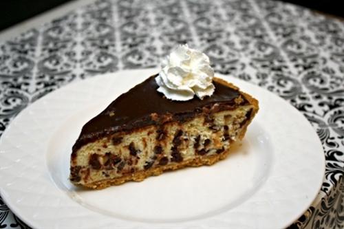 Easy Chocolate Chip Cheesecake Recipe