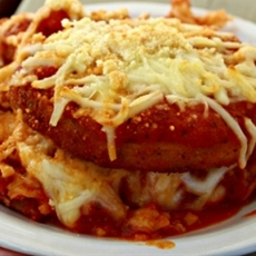 Easy and Delicious Eggplant Parmesan