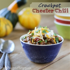 Crockpot Cheater Chili
