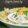 Chipotle Cheese Dip
