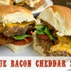 Barbecue Bacon Cheddar Sliders