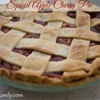 Spiced Apple Cherry Pie