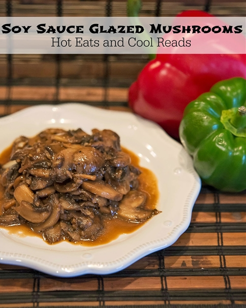 Soy Sauce Glazed Mushrooms Recipe