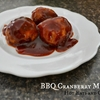 BBQ Cranberry Meatballs Recipe