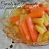 Glazed Carrots and Pineapple Recipe
