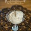 Homemade Creamy Cinnamon Ice Cream