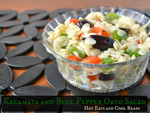 Kalamata and Bell Pepper Orzo Salad Recipe