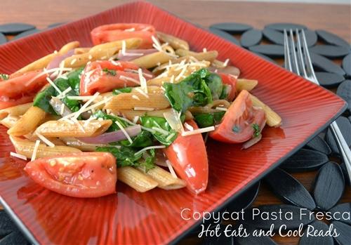 Copycat Noodles and Company Pasta Fresca Recipe