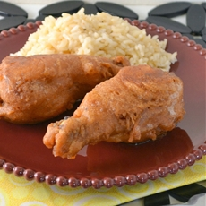 Skillet Fried Chicken Recipe