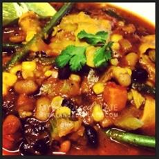 Vegan Gluten-Free Tortilla Soup