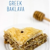 Classic Greek Baklava