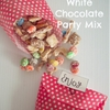 M&M and White Chocolate Party Mix