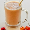 Fresh Cherry Smoothies