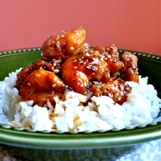 Healthy Honey Teriyaki Chicken