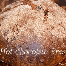 Hot Chocolate Bread