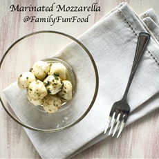 Marinated Mozzarella
