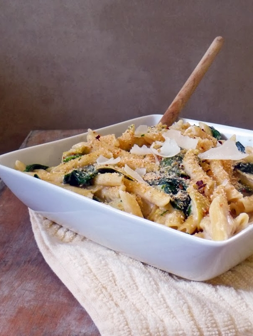 Spinach Artichoke Pasta Recipe