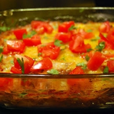 Hot Mexican Dip