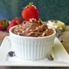 Easy Low Carb Chocolate Mousse
