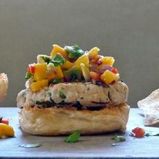 Life Tastes Good: Tilapia Burger