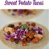 Maple Glazed Chicken and Sweet Potato Tacos Recipe