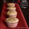 Apple Cream Cheese Muffins