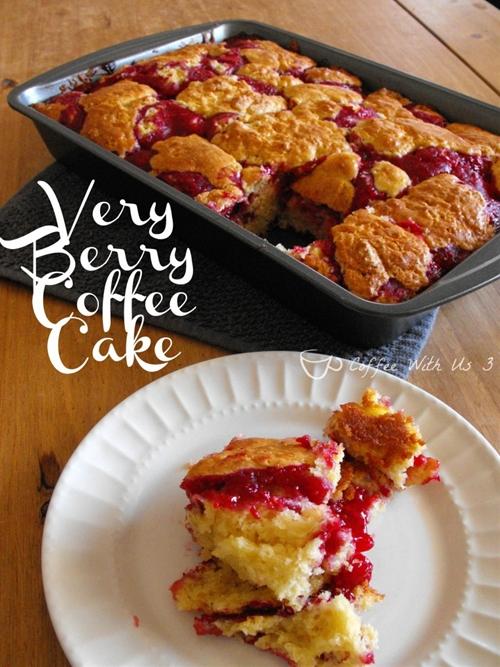 Very Berry Coffee Cake