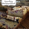 Lemon Berry Greek Yogurt Bread
