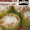 Stuffed Bell Peppers With Manwich Recipe