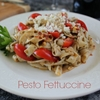 Pesto Fettuccine Recipe