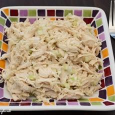 willow tree inspired chicken salad recipe - savvy