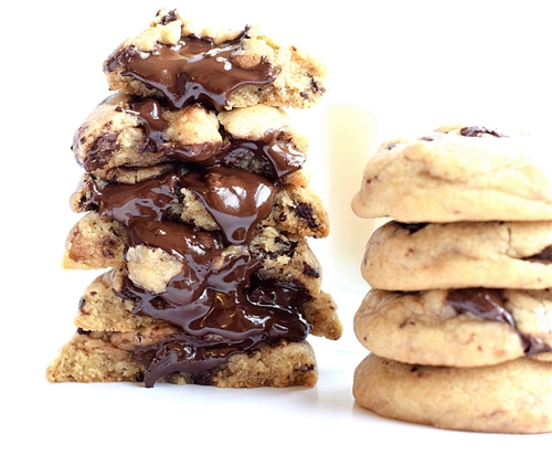 THE BEST NO-BUTTER CHOCOLATE CHIP COOKIES