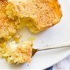 Baked Garlic Mashed Potatoes with Fresh Mozzarella and Bread Crumbs