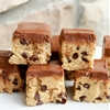 Irresistible Peanut Butter Cookie Dough Bars
