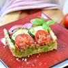 Paleo Savory Italian Tart • Great Food and Lifestyle