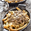 Canadian Poutine with Mushroom Gravy