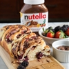 Berry Nutella Swirl Bread