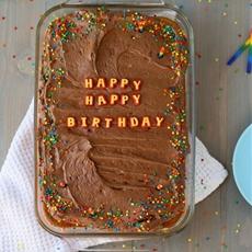 Everybodys Birthday Cake