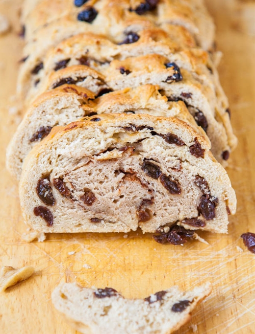 Raisin Bread for Raisin Lovers