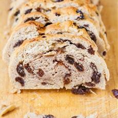 Raisin Bread for Raisin Lovers