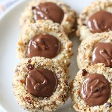 Nutella Thumbprints