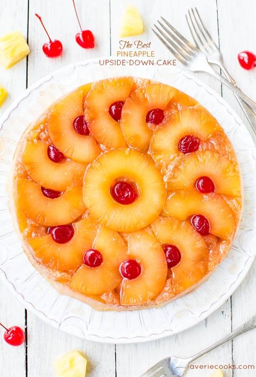 The Best Pineapple Upside
