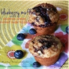 Blueberry Muffins With Cinnamon Orange Sugar