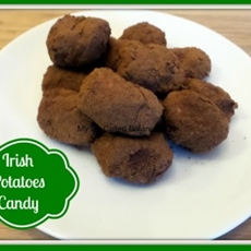 Irish Potatoes Candy