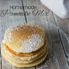 Homemade Pancake Mix Recipe