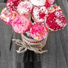 Easy Valentine Marshmallow Pops