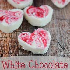 Cranberry White Chocolate Fudge