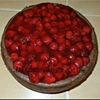 Decadent Chocolate Cherry Cheesecake